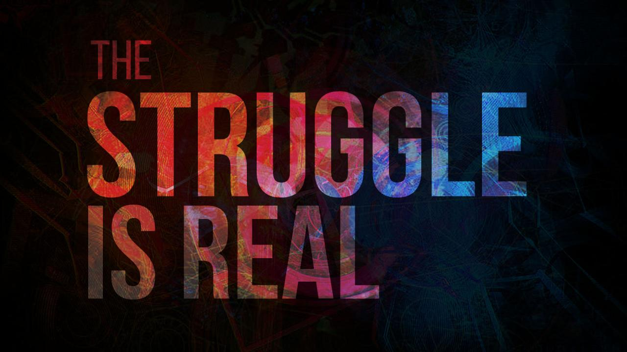 RIO Revolution Church - The Struggle is Real image