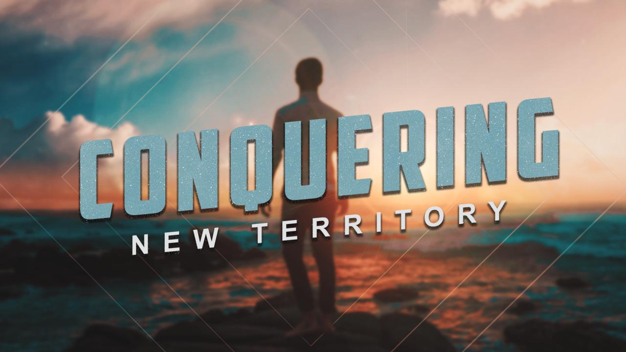 RIO Revolution Church - Conquering New Territory image