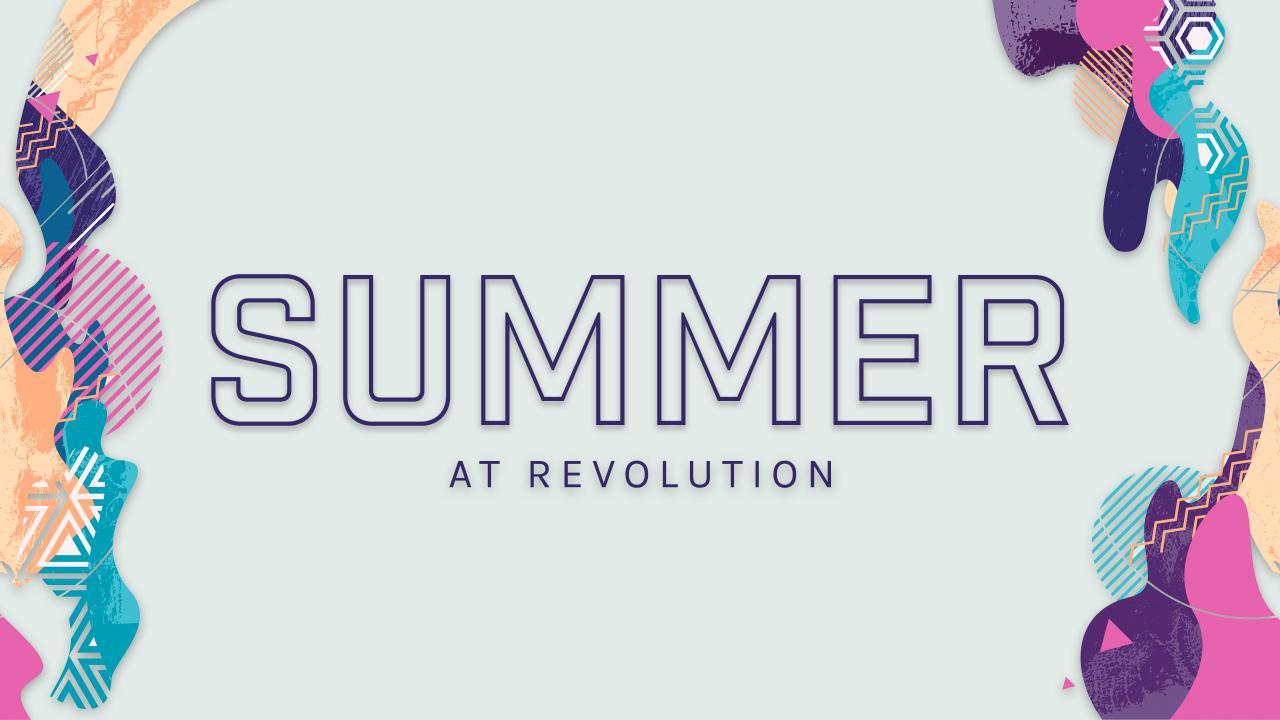 RIO Revolution Church - Summer At Revolution image